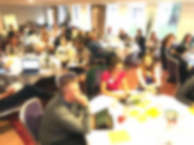 Blurred Digital Leadership