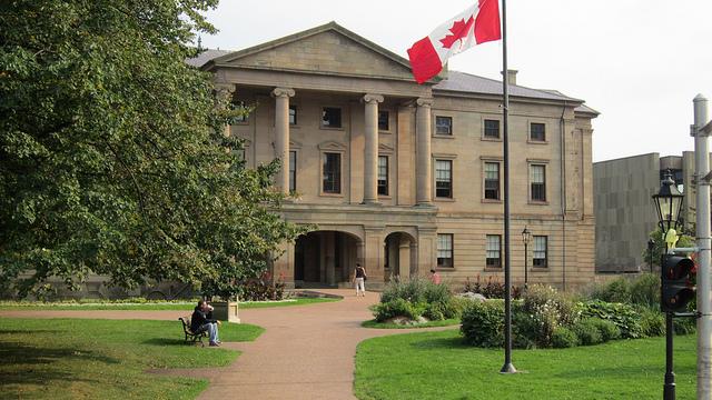 Province House, Grafton St, Charlottetown (471342)