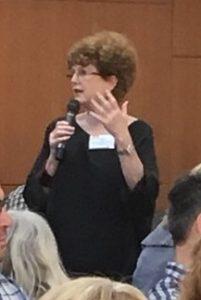 Clare Riley, Microsoft Education
